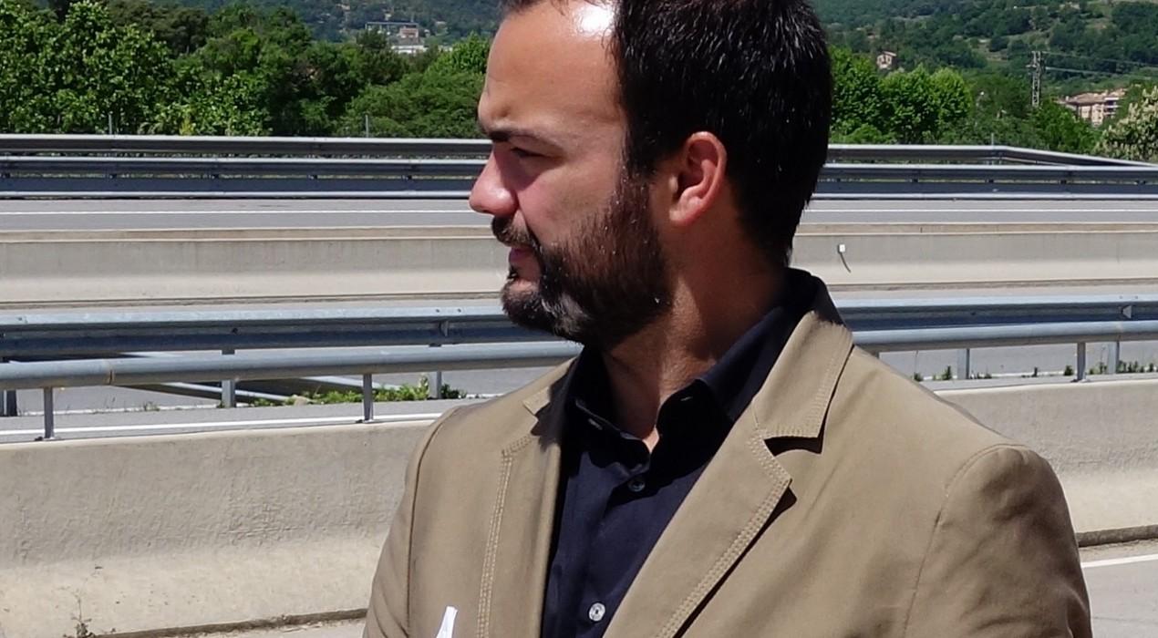 López Noguera, regidor del PP a Berga, és nomenat vicesecretari d'Organització del PPC a la província de Barcelona