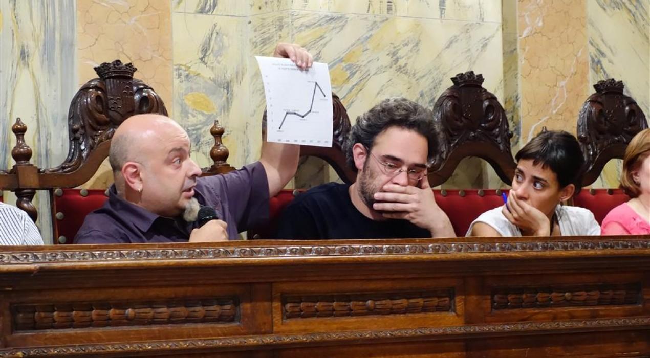 L'Ajuntament de Berga aprova un any més de carència per fer front el crèdit de 7,5 milions d'euros per a proveïdors