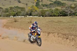 Marc Coma s'emporta la victòria a la tercera etapa del ral·li dos Sertões