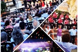 Gironella viu una lluïda i concorreguda Festa Major