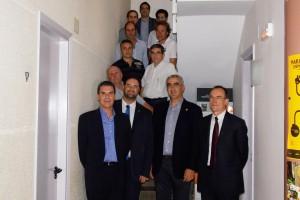 36 empreses alimentàries del Berguedà formen el nou clúster de productes de muntanya per impulsar el sector i la competitivitat
