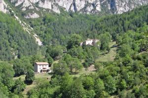 Restricció de visites al santuari de Gresolet, a Saldes, pel seu mal estat i per perill d'esfondrament