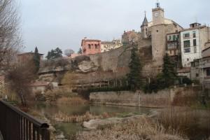 Gironella millorarà l'accessibilitat al nucli històric amb un ascensor