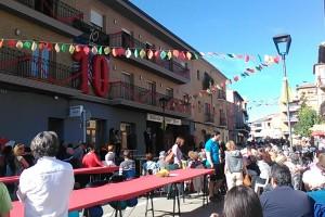 Festa dels 10 anys de la residència de Casserres