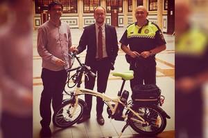 Els ajuntaments de Gironella, Puig-reig i Navàs disposen de bicicleta elèctrica