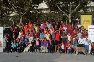 Creu Roja Berguedà recapta 340 euros en la Passejada Solidària de Puig-reig