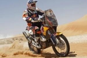 L'avianès Marc Coma ocupa la segona plaça al Ral·li del Marroc