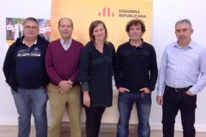 ERC del Berguedà constitueix nova executiva comarcal, presidida de nou per Toni Pérez