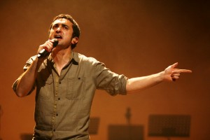 El cicle Culturitza't porta a Gironella la música de Feliu Ventura, Carolina Blàvia, i Cris Juanico