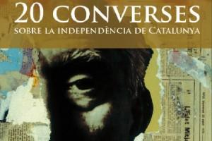 Roser Pros-Roca presenta a Berga '20 converses sobre la independència de Catalunya'