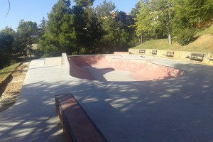 L'skatepark de Berga ja és una realitat perquè en puguin fer ús els practicants d'skate