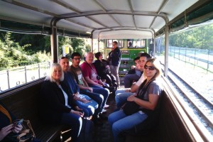 9 periodistes especialitzats en turisme descobreixen el Berguedà