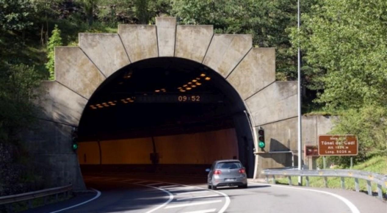 El Túnel del Cadí compleix 30 anys