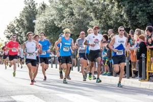 Núria Picas i Pere Rullán guanyen la cursa de muntanya la Volta la Maria d'Avià