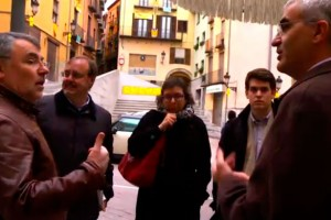 El 9-N i Berga, al 30 minuts de TV3