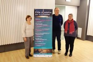 L'Orfeó Berguedà celebra el centenari amb un concert a Berga, en el marc del Cicle de Música per a la Ciutat