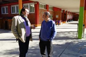 L'escola Sant Joan de Berga inicia actuacions per posar en valor el projecte educatiu i els espais