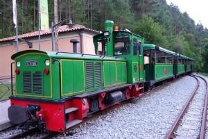 El Tren del Ciment del Berguedà tanca temporada amb un augment del 10% de turistes, hi han pujat 22.000 persones
