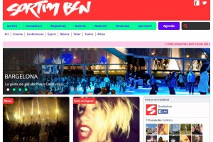 Bífidus Produccions gestiona els continguts del nou web sortimbcn.cat