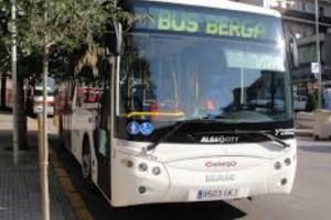 Berga comptarà amb servei de bus urbà el 9-N