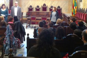 El nou Consell d'Infants de Berga es marca com a repte organitzar un festival cultural