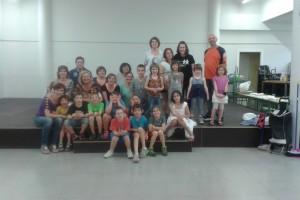 La coral infantil Xerics, de Berga, es promociona amb tallers i activitats