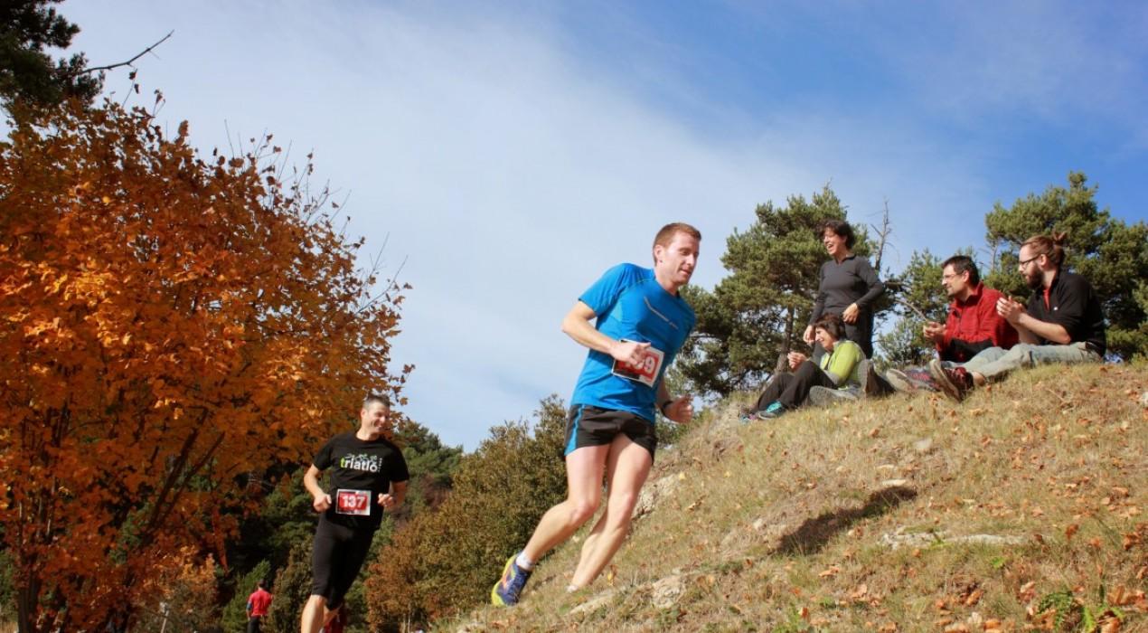 Més de 300 participants correran diumenge la Cursa dels Tossals, que enguany té dos recorreguts