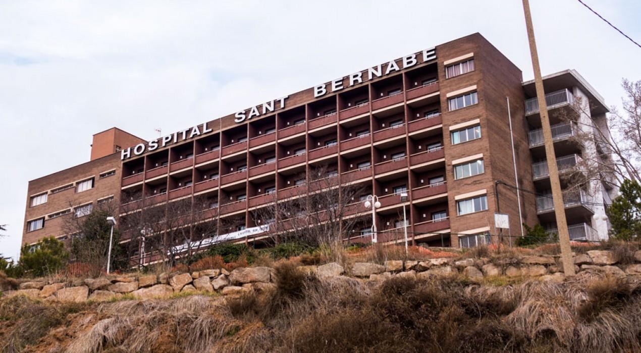 L'Hospital de Berga, a la cua en eficiència