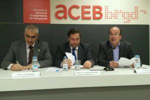 L'agroalimentació al Berguedà ha d'apostar per la innovació i la internacionalització, segons el conseller Pelegrí