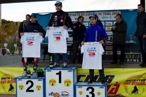 Cal Rosal tanca el Campionat d'Espanya de Trial, amb victòria de Toni Bou
