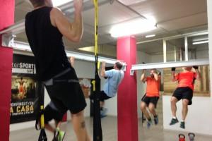 Com entrenar la força?