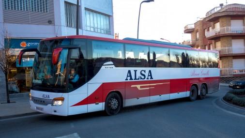 Nou bus cada dilluns a primera hora del matí per reforçar la línia Berga-Navàs-Barcelona