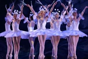 El Ballet de Moscou actua a Berga amb l'espectacle 'El Trencanous'