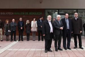 Puig-reig estrena la nova biblioteca