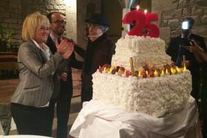 Gironella celebra el 25è aniversari del tast de blat de moro escairat amb 25 plats cuinats amb aquest producte