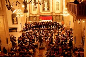 El Magnificat de Christoph Schönherr, repertori del Concert de Nadal de l'Escola de Música de Berga