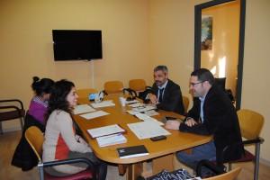 Diputació i Agència de Desenvolupament del Berguedà busquen eines per millorar el comerç
