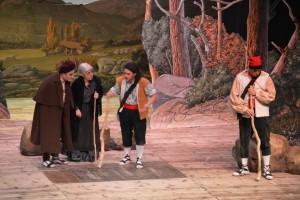 Berga arrenca per Nadal el cicle de Pastorets, amb canvis d'intèrprets, i l'Ametlla de Merola posa enguany micròfons als personatges
