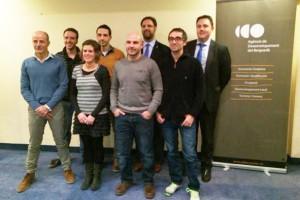 Cabanes Pirineu i Mel·lis Serveis Apícoles guanyen els primers premis del Concurs d'Idees Emprenedores al Berguedà