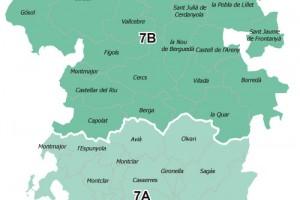 El nou sistema de tarifes d'autobús afecta també els desplaçaments per dins del Berguedà