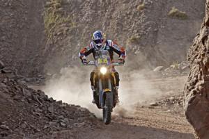 Marc Coma guanya la cinquena etapa del Dakar i s'acosta a 10 minuts de Barreda