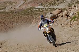 Marc Coma té el títol del Dakar pràcticament a la butxaca