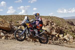 Marc Coma, més a prop de la victòria al Dakar