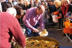 Olvan repartirà fins a 2.000 racions d'arròs en la festa de Sebastià, aquest dimarts