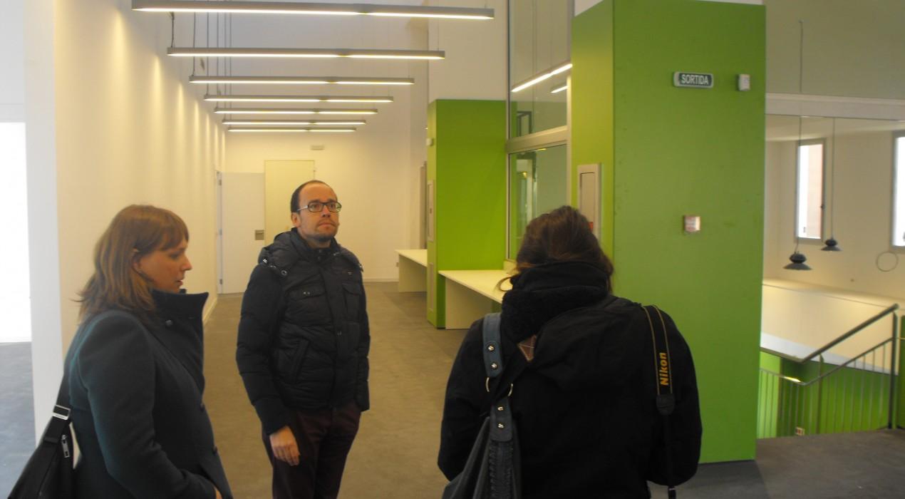 Gironella estrenarà al març la biblioteca, llargament reivindicada