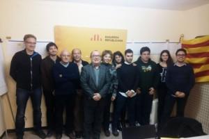 La direcció d'ERC a Berga deixa en mans de la militància l'elecció del candidat a les municipals
