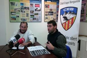 """El Club d'Esquí incorpora la secció d'espeleologia per recuperar un esport """"amb història"""" al Berguedà"""