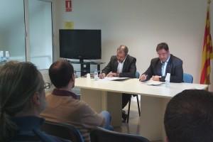 El Consell Comarcal treballarà per implementar polítiques d'ocupació als municipis més petits