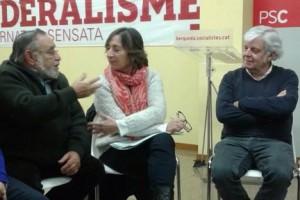Rosalia Monroy, regidora a l'oposició d'Avià, alcaldable del PSC a Berga