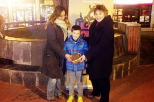Berga Comercial entrega els premis del concurs 'La figureta amagada'